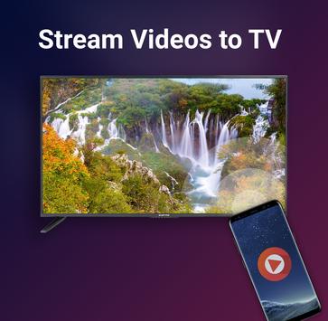 Cast to TV, Chromecast, Roku, Fire TV, Smart TV screenshot 5