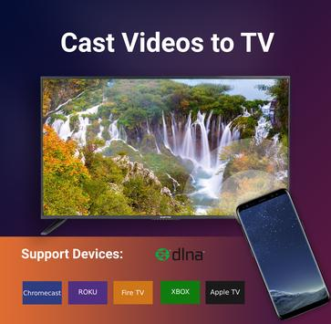 Cast TV for Roku/Chromecast/Apple TV/Xbox/Smart TV screenshot 5
