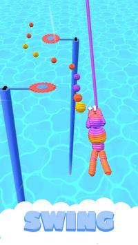 Rope-Man Run screenshot 6