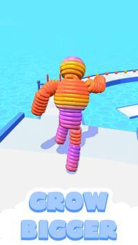 Rope-Man Run screenshot 8