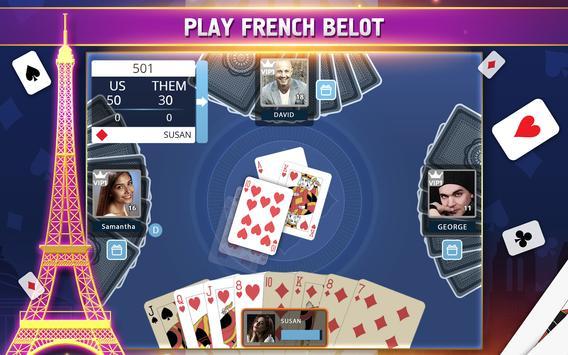 VIP Belote screenshot 10