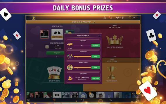 VIP Belote screenshot 12