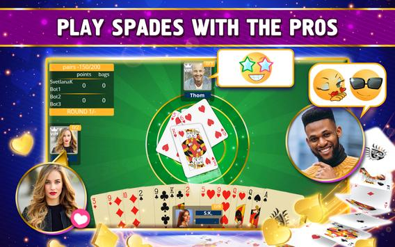 VIP Spades screenshot 10