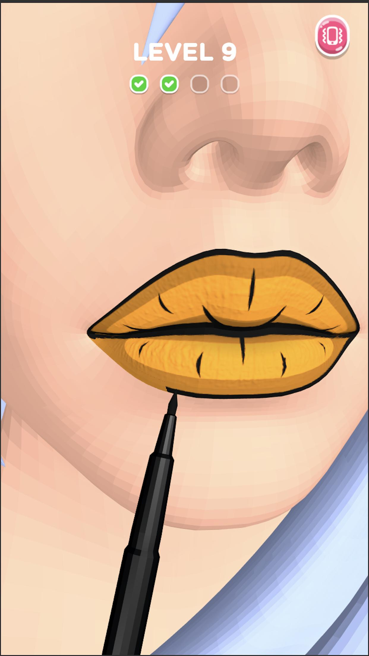 Lip Art 3d For Android Apk Download