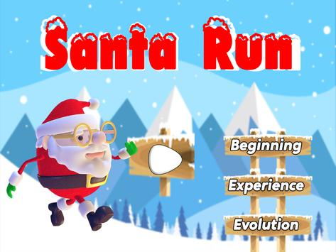 Santa Claus Rush 3D :Special Christmas screenshot 10