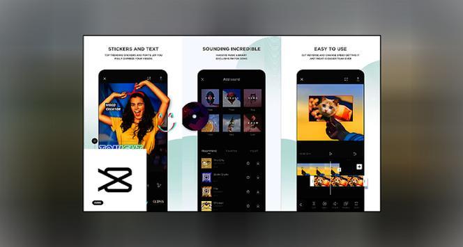 Tips for Capcut - Video editor walkthrough 2020 screenshot 1