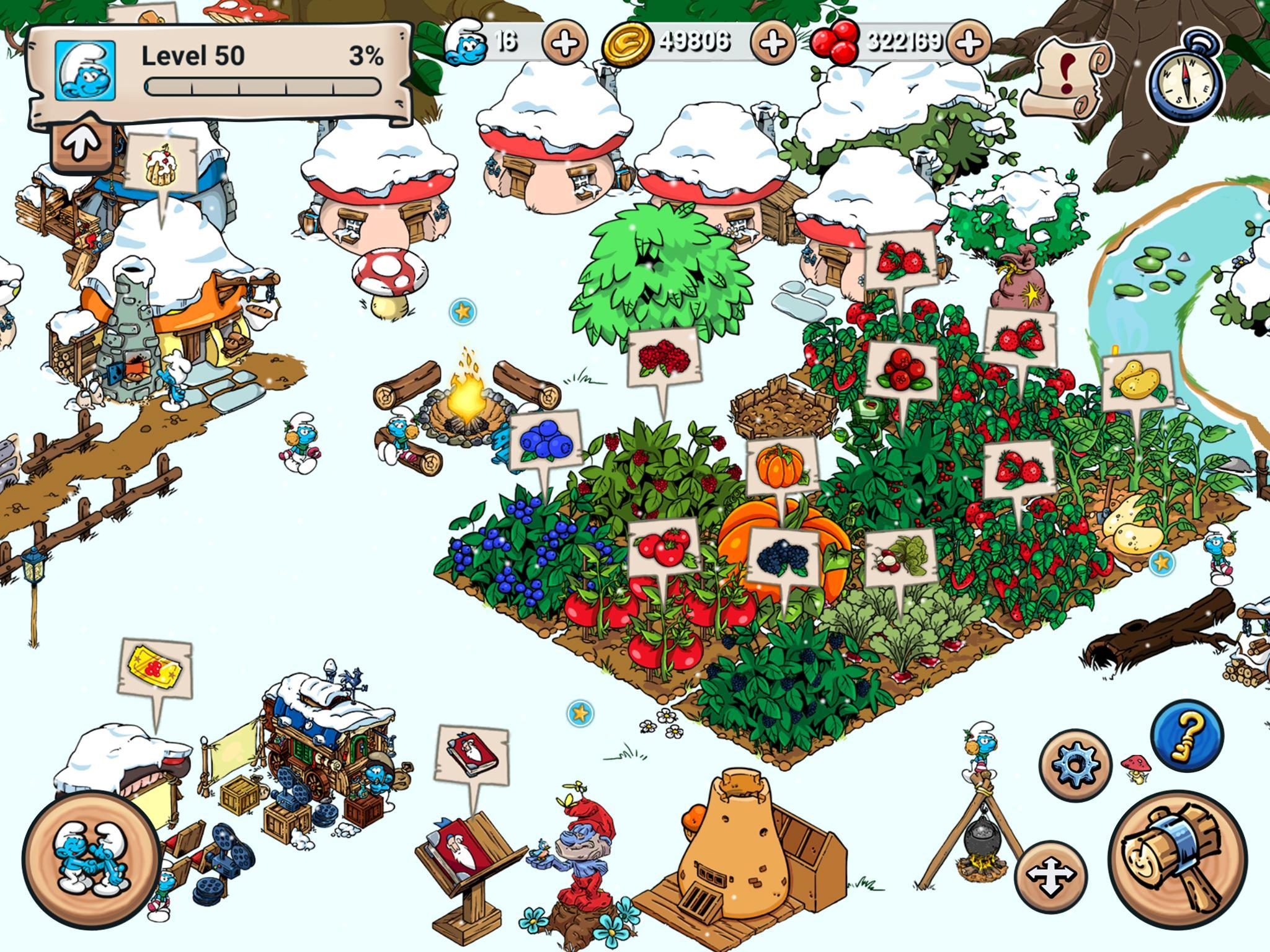 smurfs village for android apk download smurfs village for android apk download