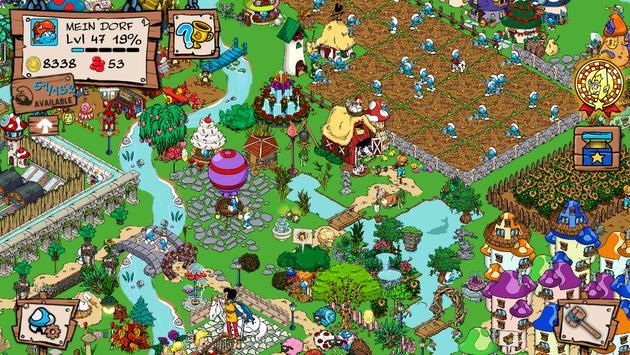 Smurfs' Village تصوير الشاشة 5