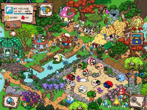 Smurfs' Village تصوير الشاشة 6