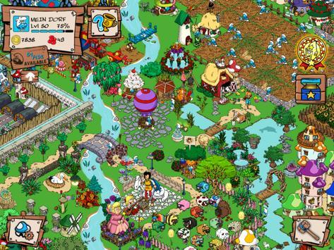 Smurfs' Village تصوير الشاشة 12