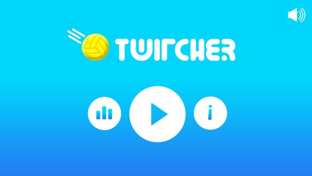 Twitcher - The Game 海报