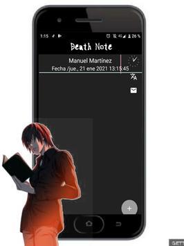 Death Note ¡Libres! (J) скриншот 2