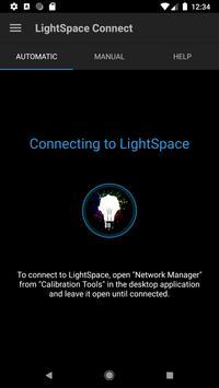 LightSpace Affiche