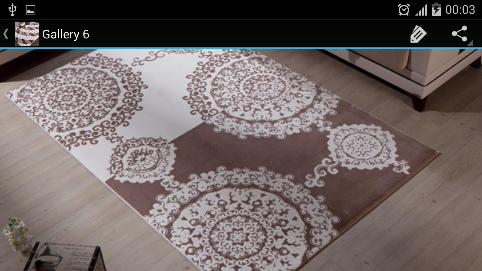 Carpet Decorating Ideas poster