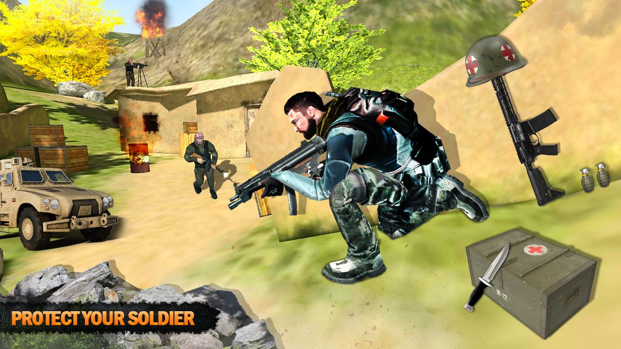 FPS Commando Shooting Gun War Shooting Games 2020 for Android - APK Download