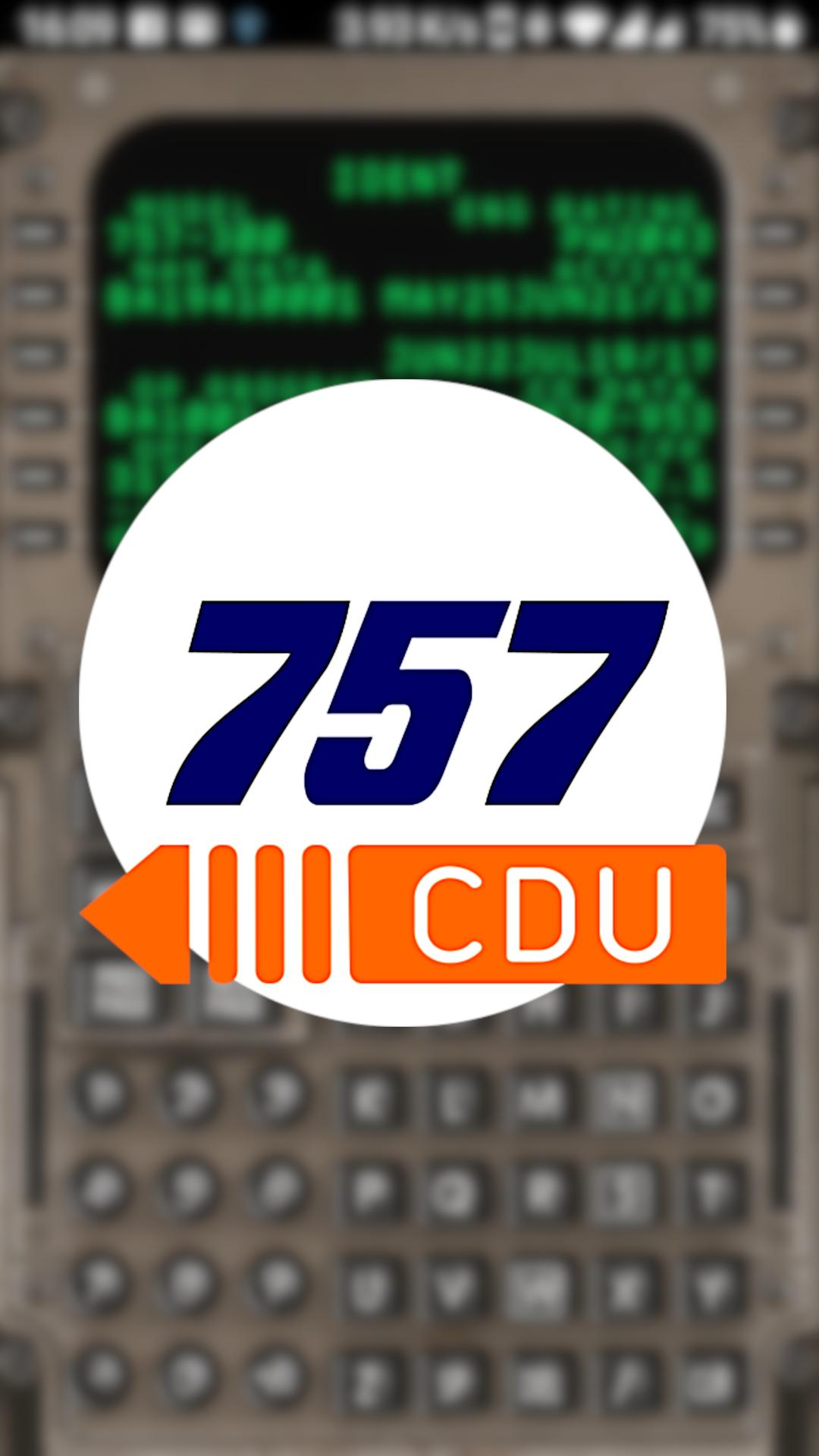 Captain Sim 757 Wireless CDU for Android - APK Download