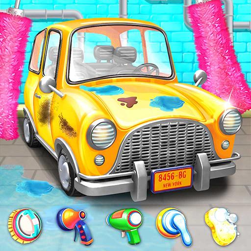 Car Wash Games for kids