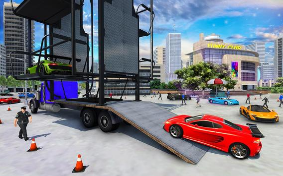 Multi Level Real Car Parking screenshot 3