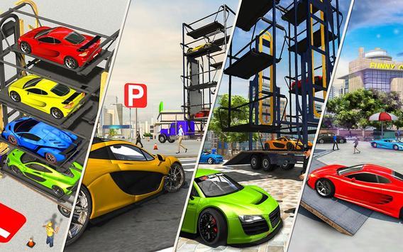 Multi Level Real Car Parking screenshot 12