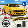 Xe hơi Bãi đỗ xe Giả lập - Trò chơi lái xe ô tô biểu tượng