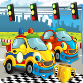 Toy Car Simulation Racing Game icon