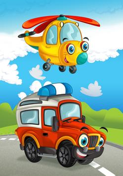 Toy Car Simulation Racing Game poster