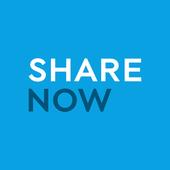 SHARE NOW ícone