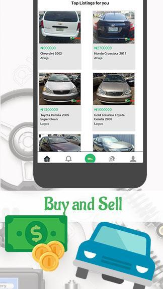 Parts For Cars >> Car Mart Nigeria Buy And Sell Cars Car Parts For Android