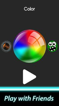 Air Hockey Glow Mania - Fingers Challenge 1v1 screenshot 4