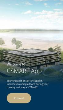 CSMART poster
