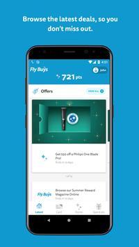 Fly Buys screenshot 1