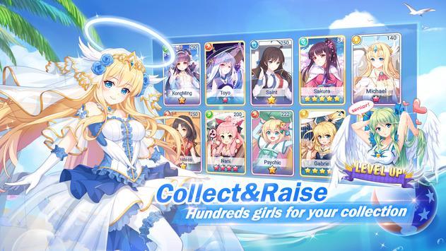 Girls X Battle 2 screenshot 1