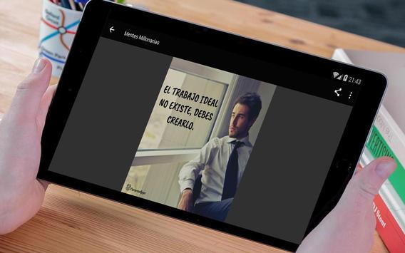 Mentes Millonarias screenshot 9