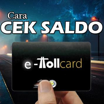 .Cara Cek Saldo E Toll E Money screenshot 4