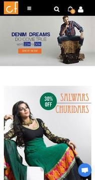 CaramelFashions:Online Shopping Store poster