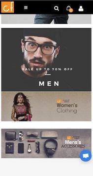 CaramelFashions:Online Shopping Store screenshot 1
