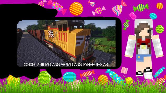 Mod Train poster