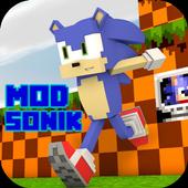Mod Parkour Sonik (Mega Fast) icon
