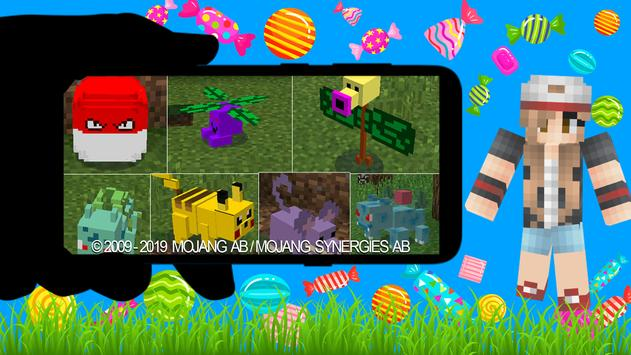 Mod Pixelmon poster