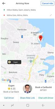 🚘cbMalta Cabs | Car Rental | Tours in Malta screenshot 2