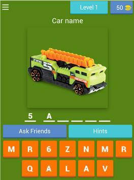Quiz Hot Weels screenshot 6