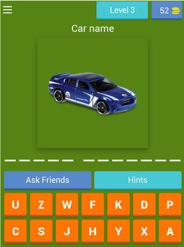 Quiz Hot Weels screenshot 9