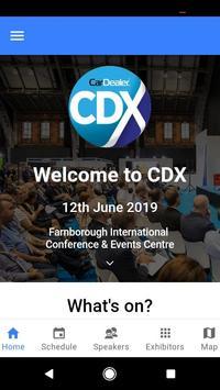 CDX Visitors screenshot 1