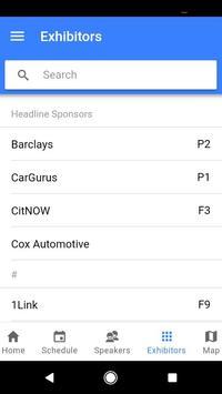 CDX Visitors screenshot 2