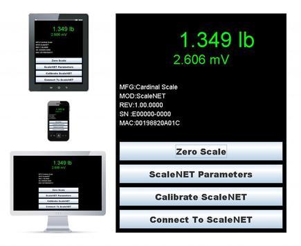 ScaleNET screenshot 4