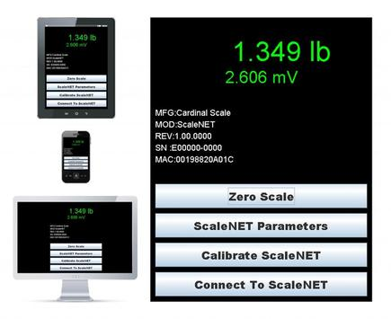 ScaleNET screenshot 5