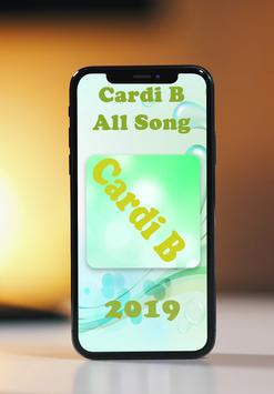 Cardi B All Song 2019 poster