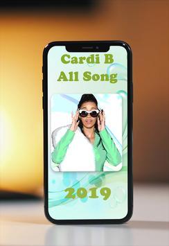 Cardi B All Song 2019 screenshot 1