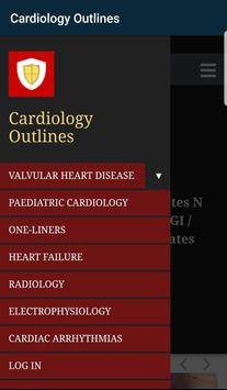 Cardiology Outlines: Notes N Shorts: PG MD/MS Exam screenshot 2