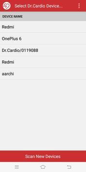 Dr.Cardio - ECG In Your Pocket screenshot 1